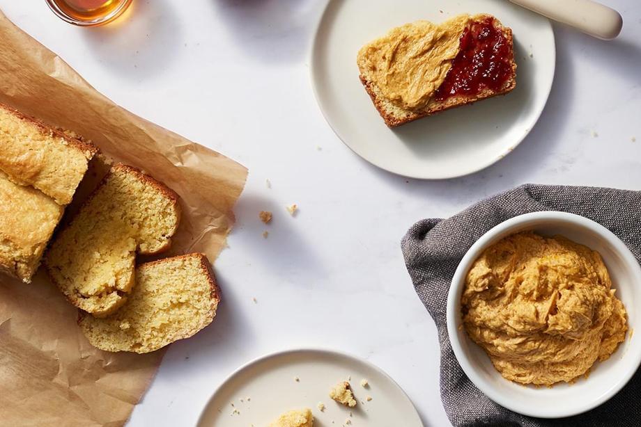 Whipped Spiced Pumpkin Butter