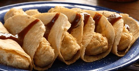 Tacos de pescado de Ensenada
