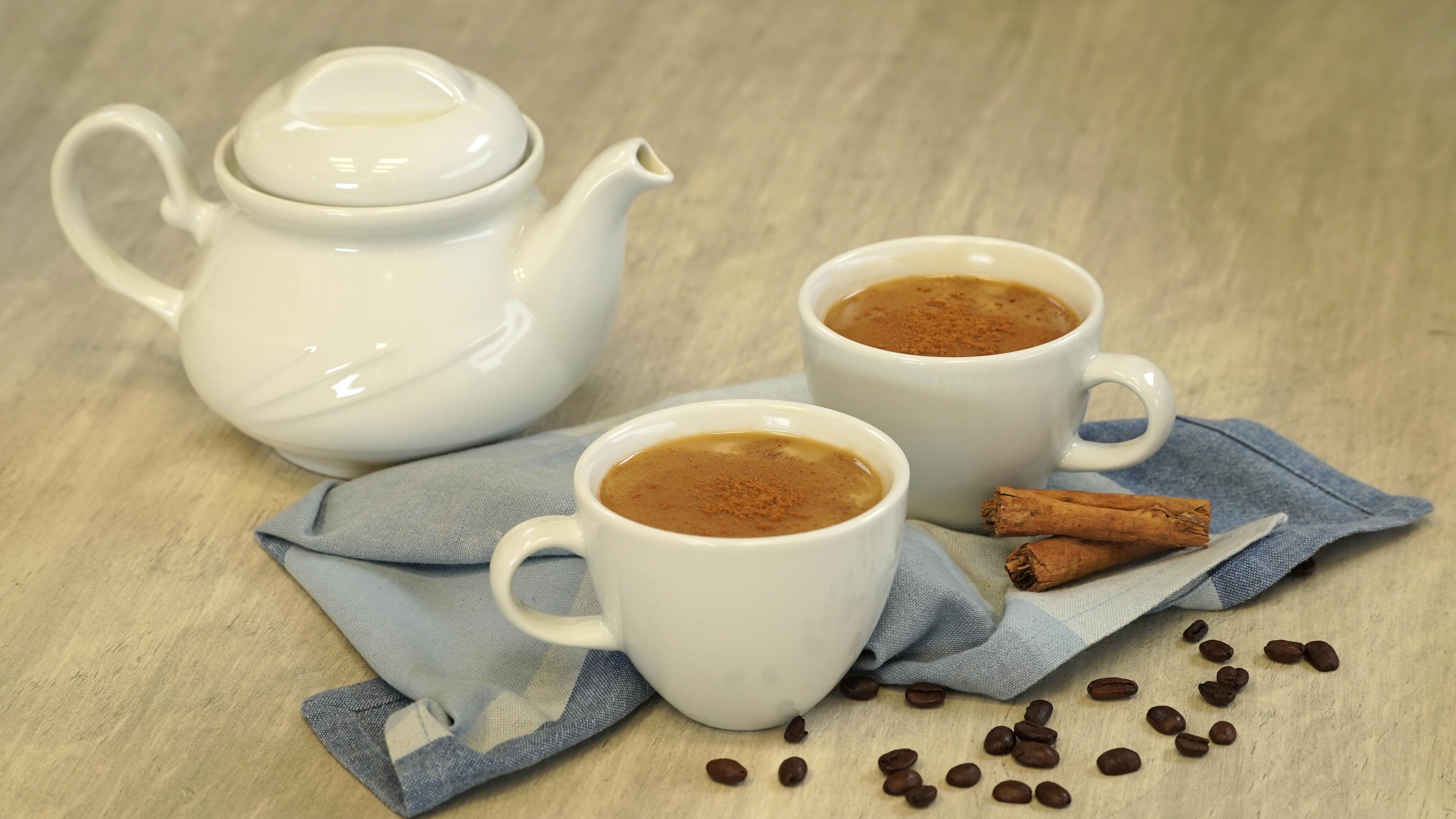 Atole de café de olla