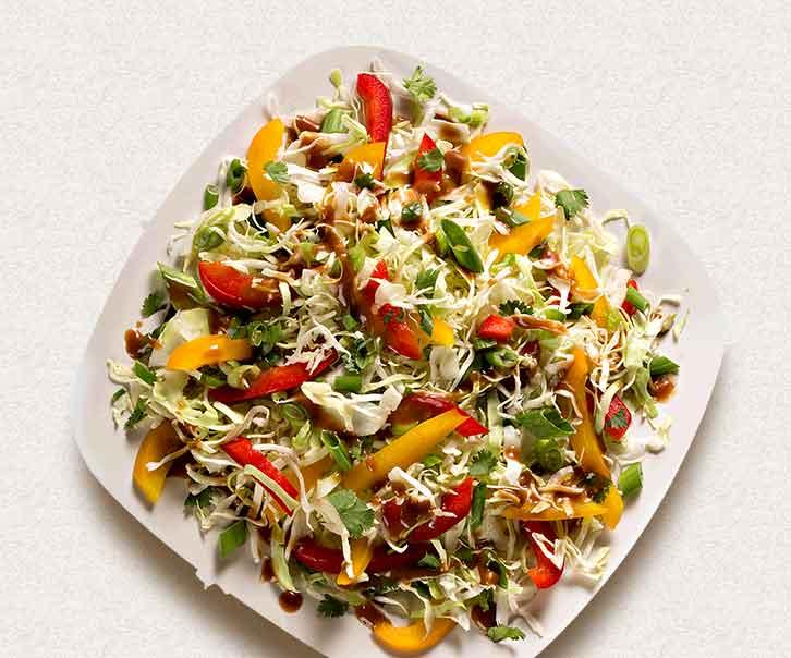 Chinese Style Chopped Salad