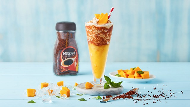 Frappé Mango-Café