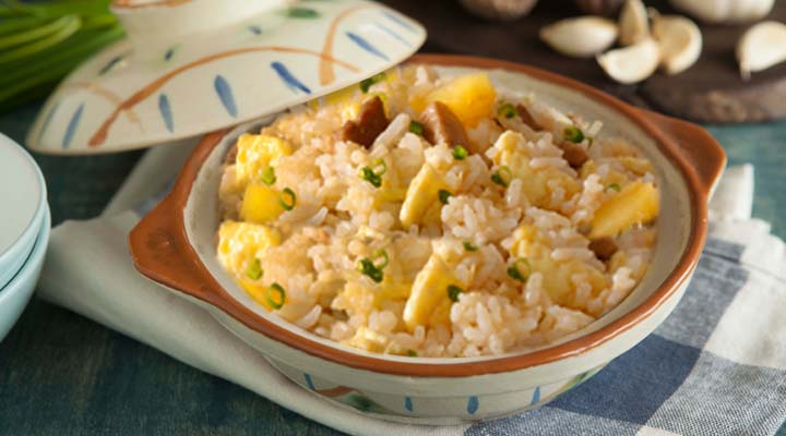 Chicken Pineapple Rice