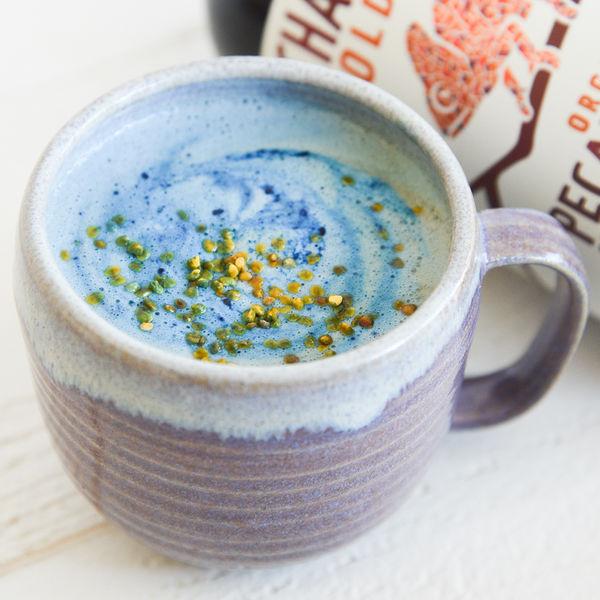 Blue Majik Cold Brew Latte