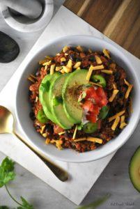 Classic Vegan Chili