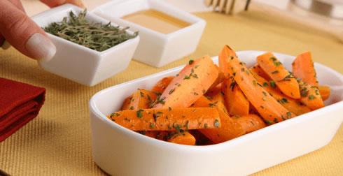 Zanahorias mediterráneas