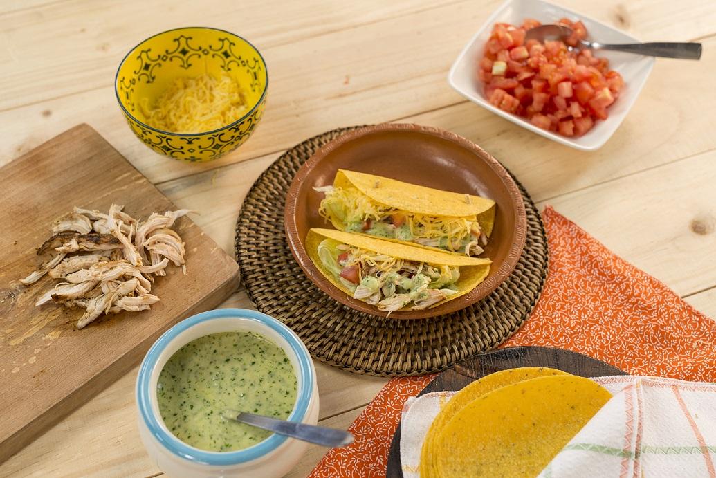 Tacos Ligeros Maggi®
