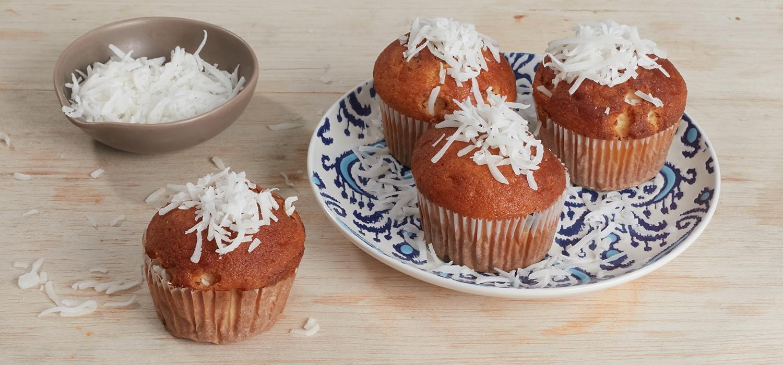 Muffin de Coco
