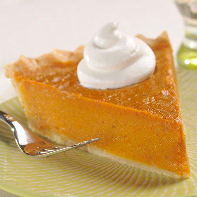 Libby's Easy Pumpkin Pie