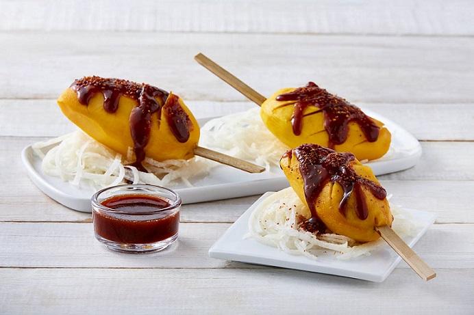 Salsa Maggi rindo dulce