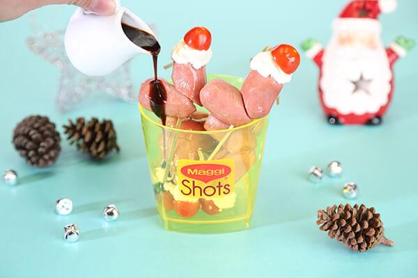 MAGGI® Shots / Botitas de Santa
