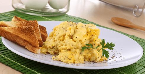 Huevos a la francesa