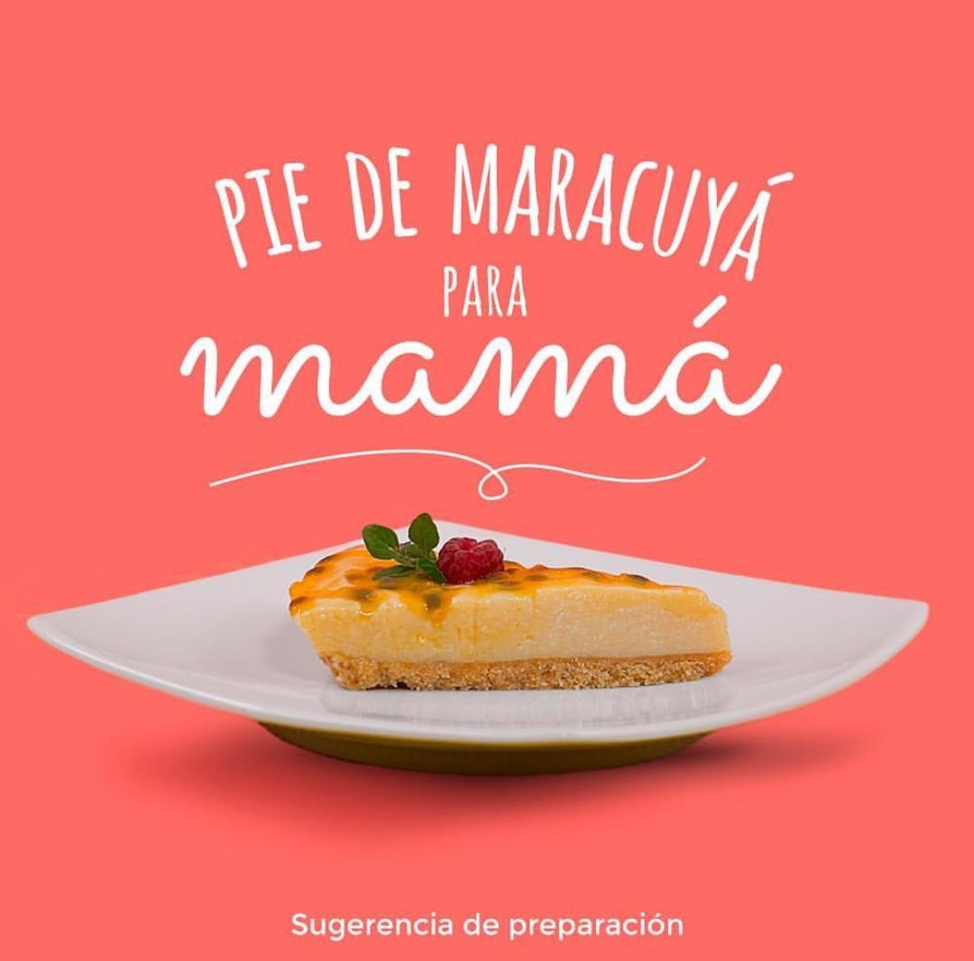 Pie de Maracuyá