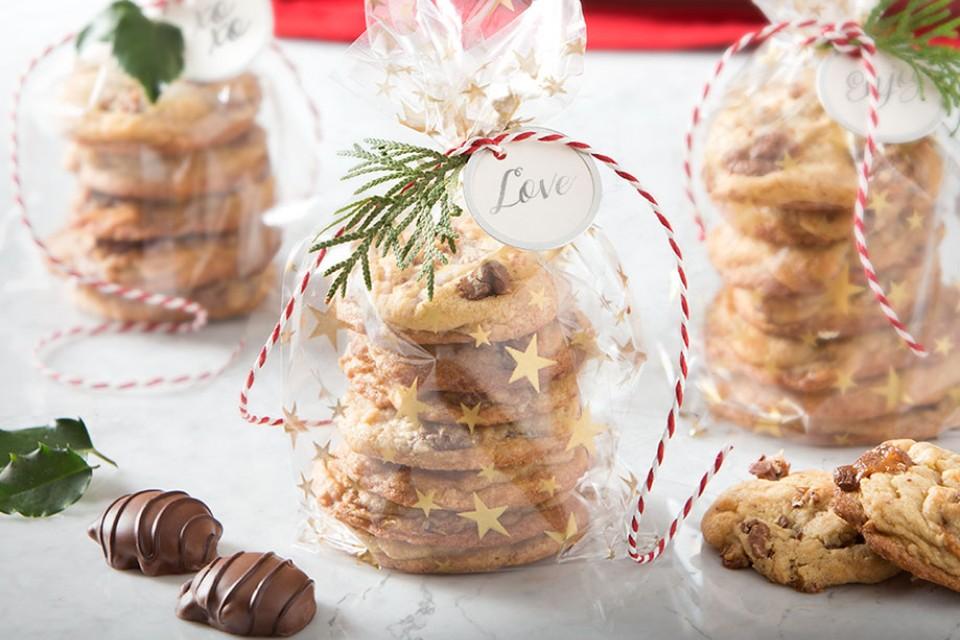 TURTLES Fudge Brownie Cookies