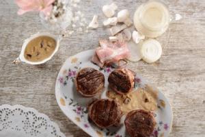 Filet Mignon con Salsa de Champiñones