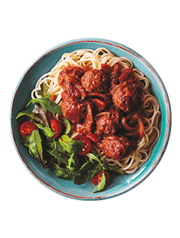 Maggi® So Juicy® Italian Meatballs