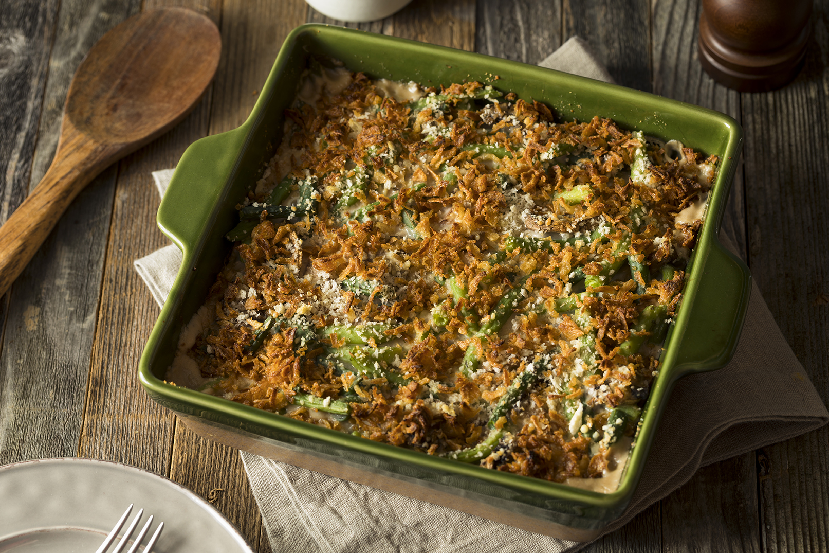 Carnation Green Bean Casserole
