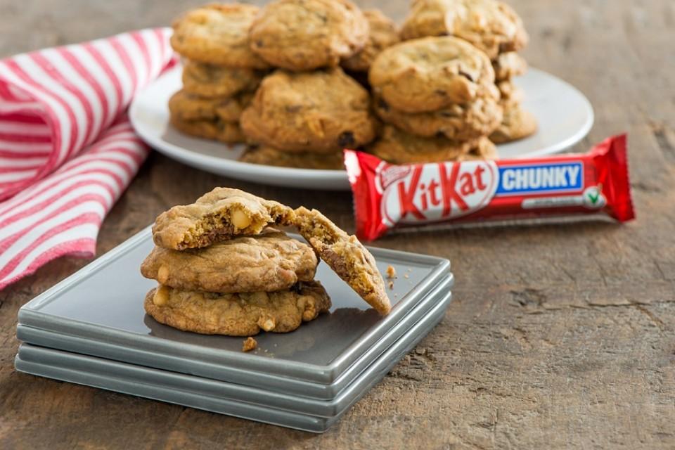 KIT KAT Chunky Sweet 'n' Salty Cookies
