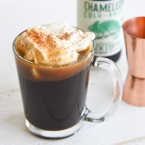 Cold Brew Hot Buttered Rum