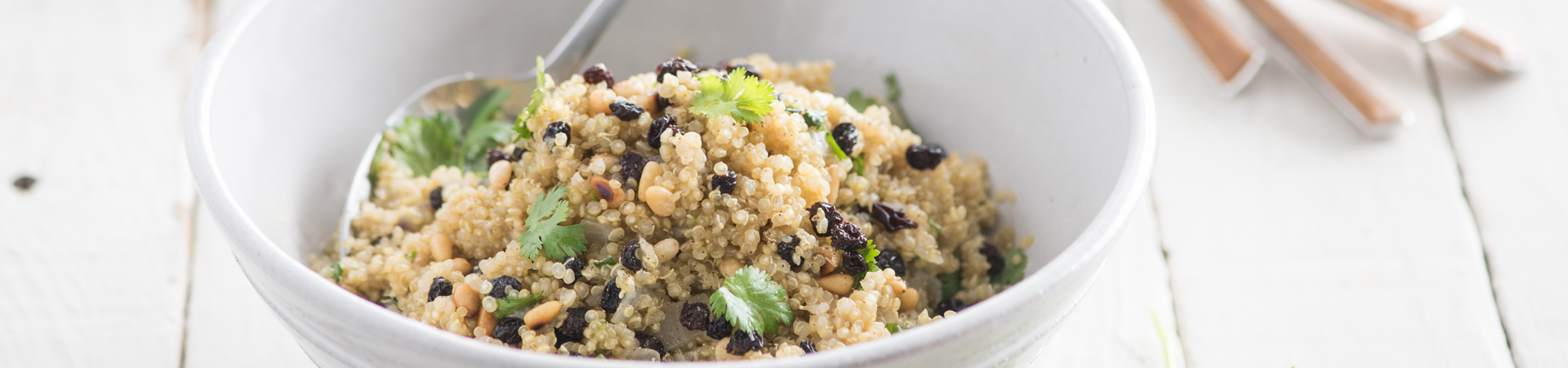 Moroccan Quinoa