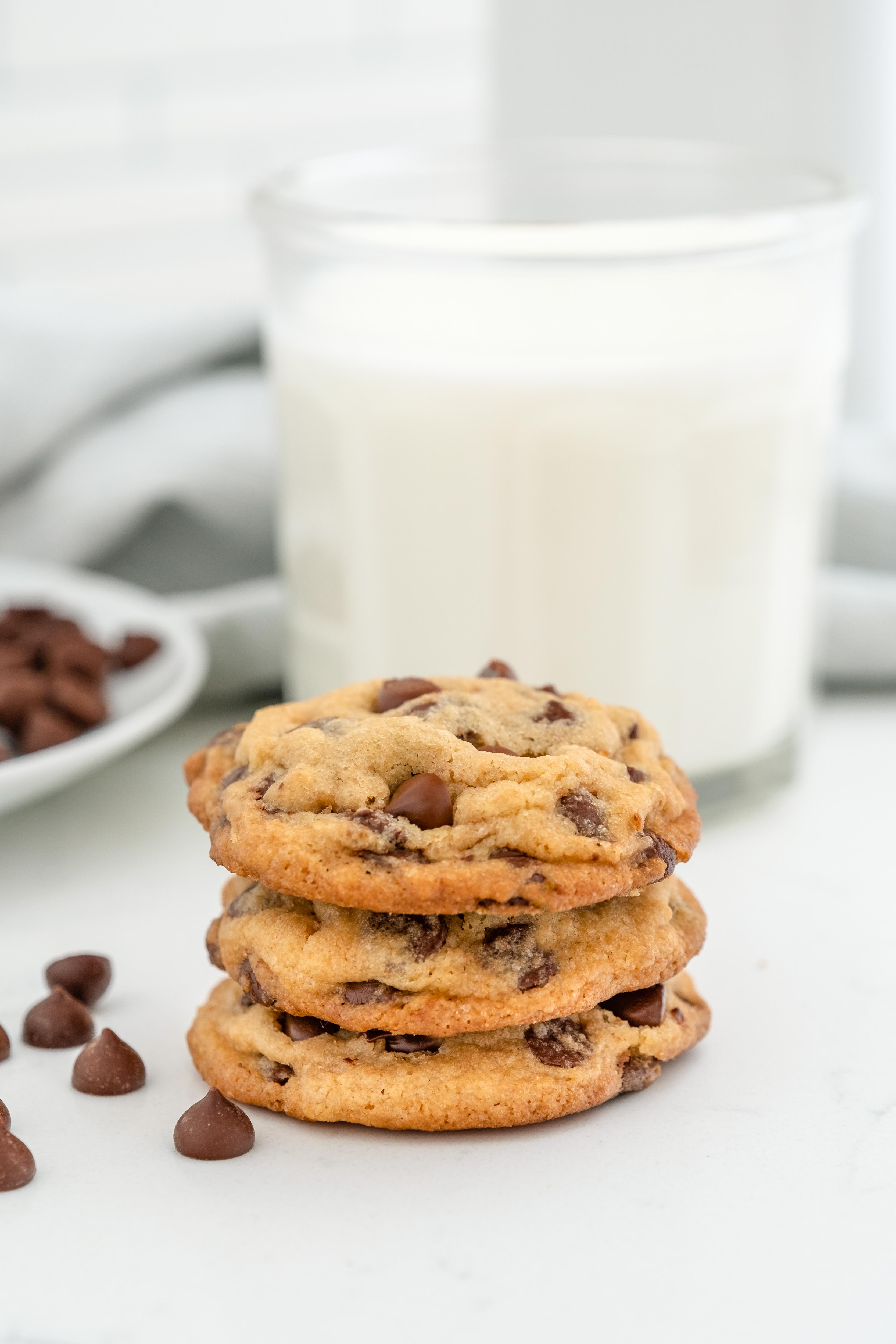 Allergen Free Dark Chocolate Chip Cookies