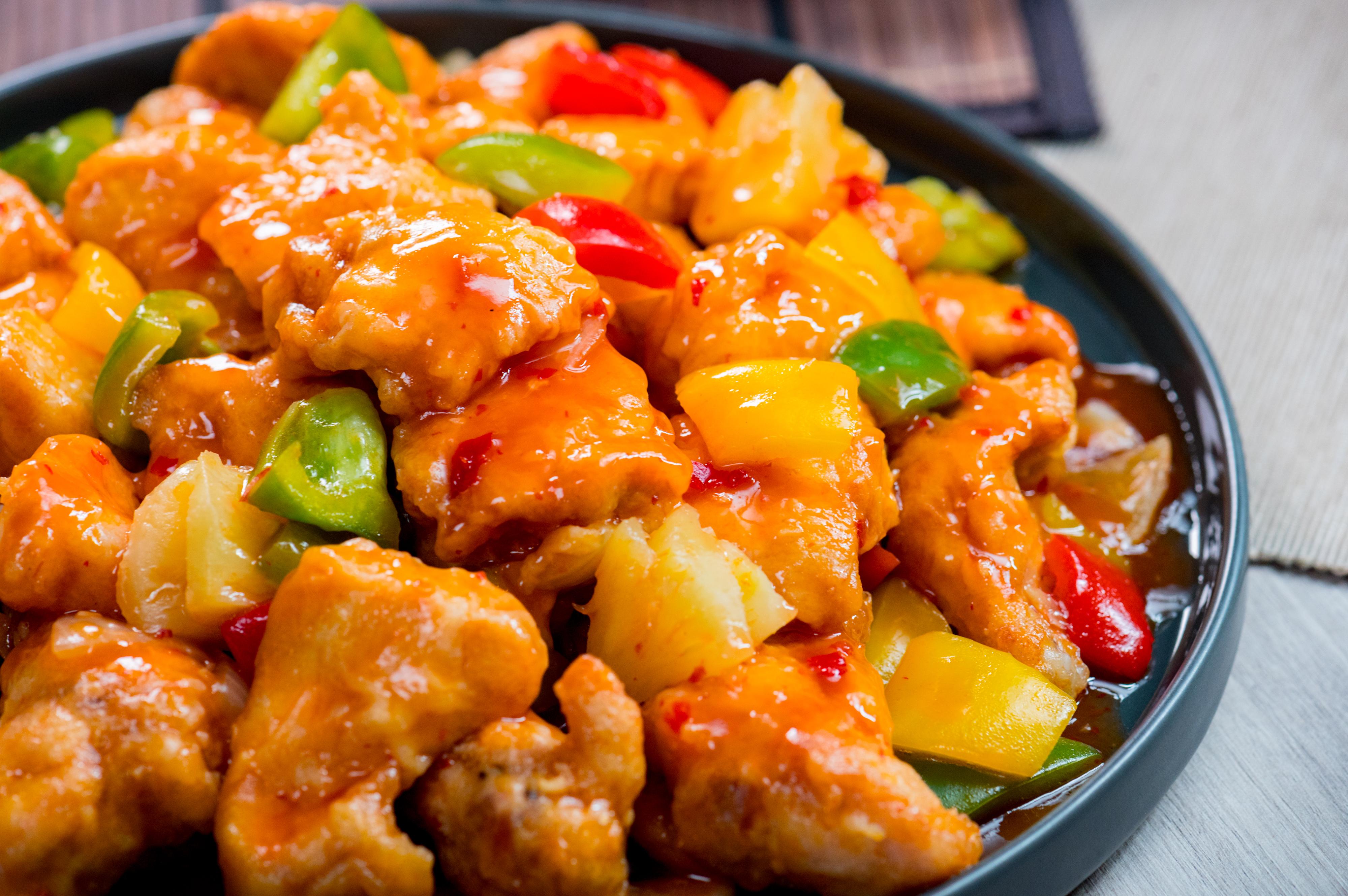 Sweet Sour Chicken Recipe Maggi Malaysia