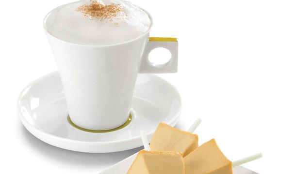 Paletas de crema de cacahuate