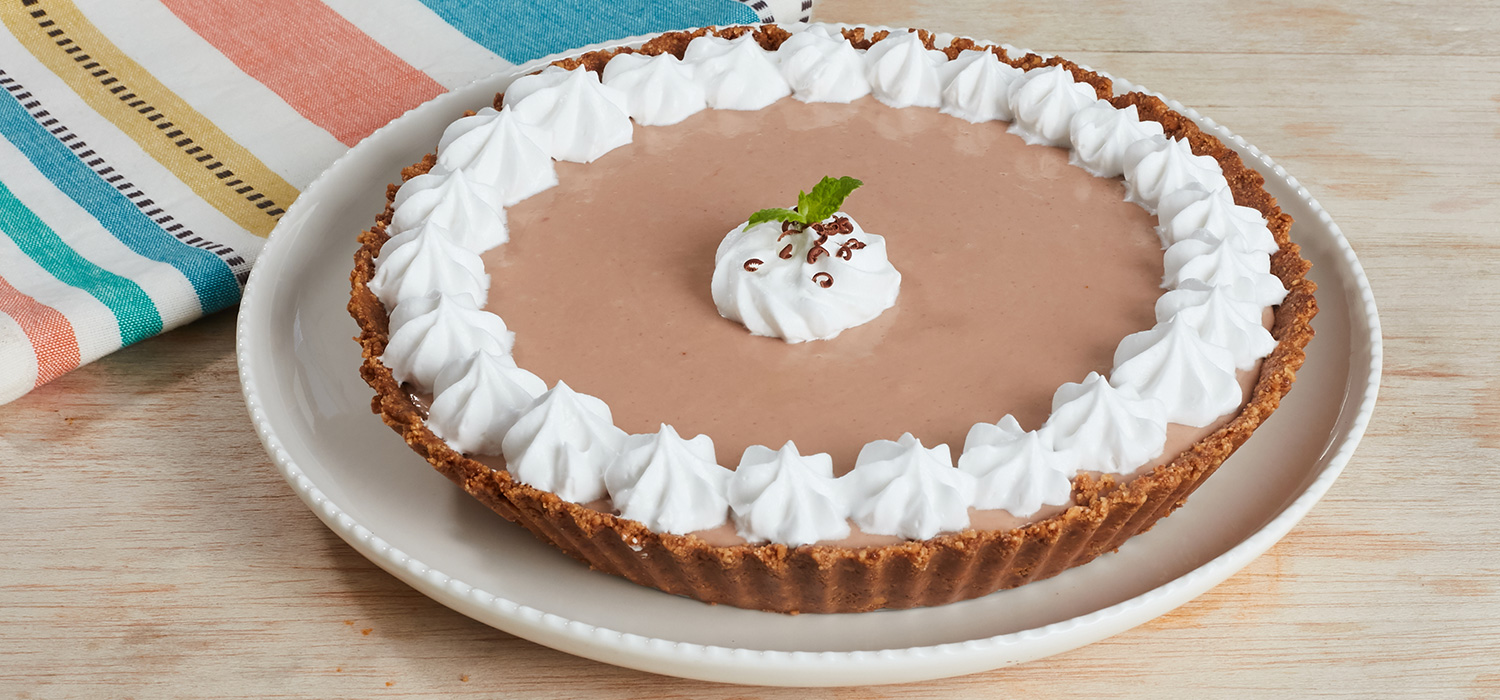 Pie de Chocolate