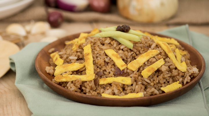 Simple Bagoong Rice