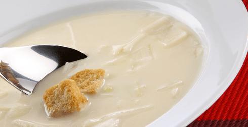 Sopa de poro