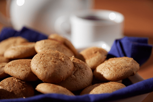 Galletas de capuchino