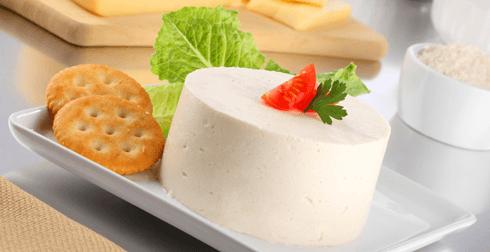 Espuma de queso