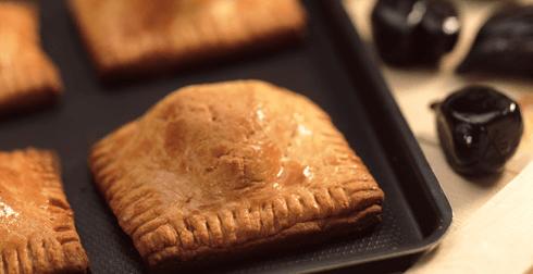 Empanadas de calabaza y nuez