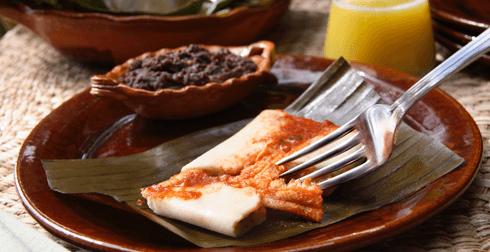 Tamales de Pejelagarto
