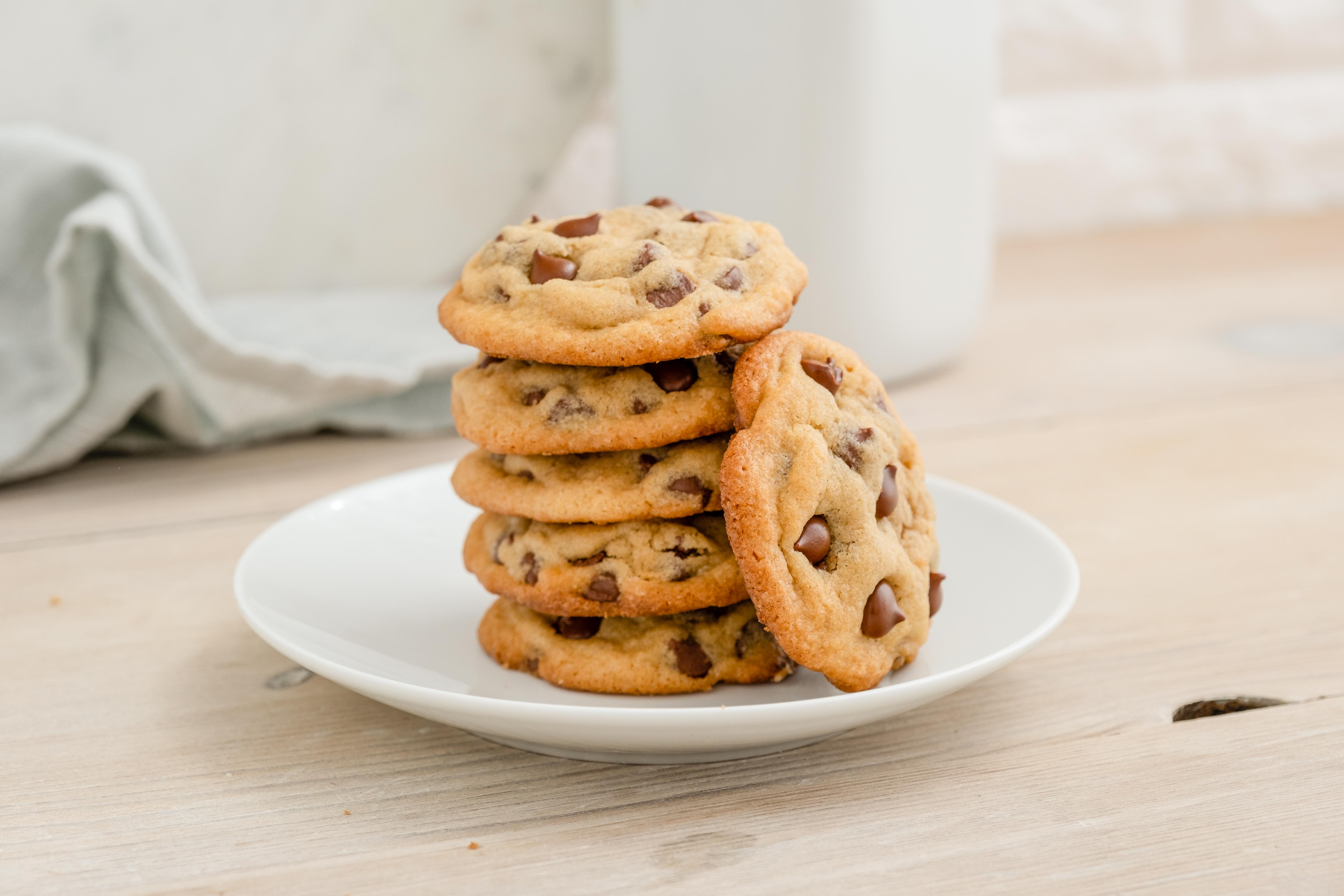 Allergen Free Chocolate Chip Cookies