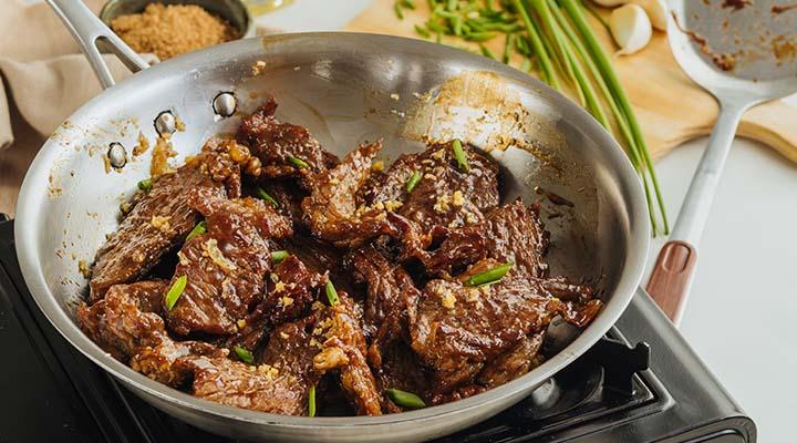 Teriyaki-Style Beef Tapa