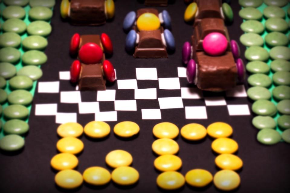 SMARTIES Street Racers