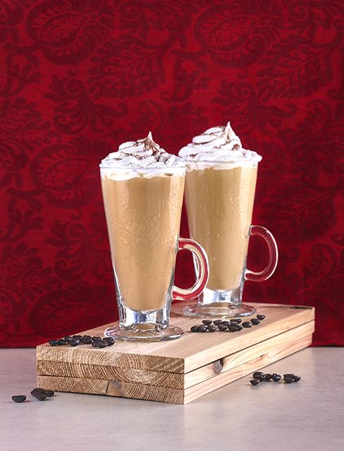 Cappuccino Ponche De Crème
