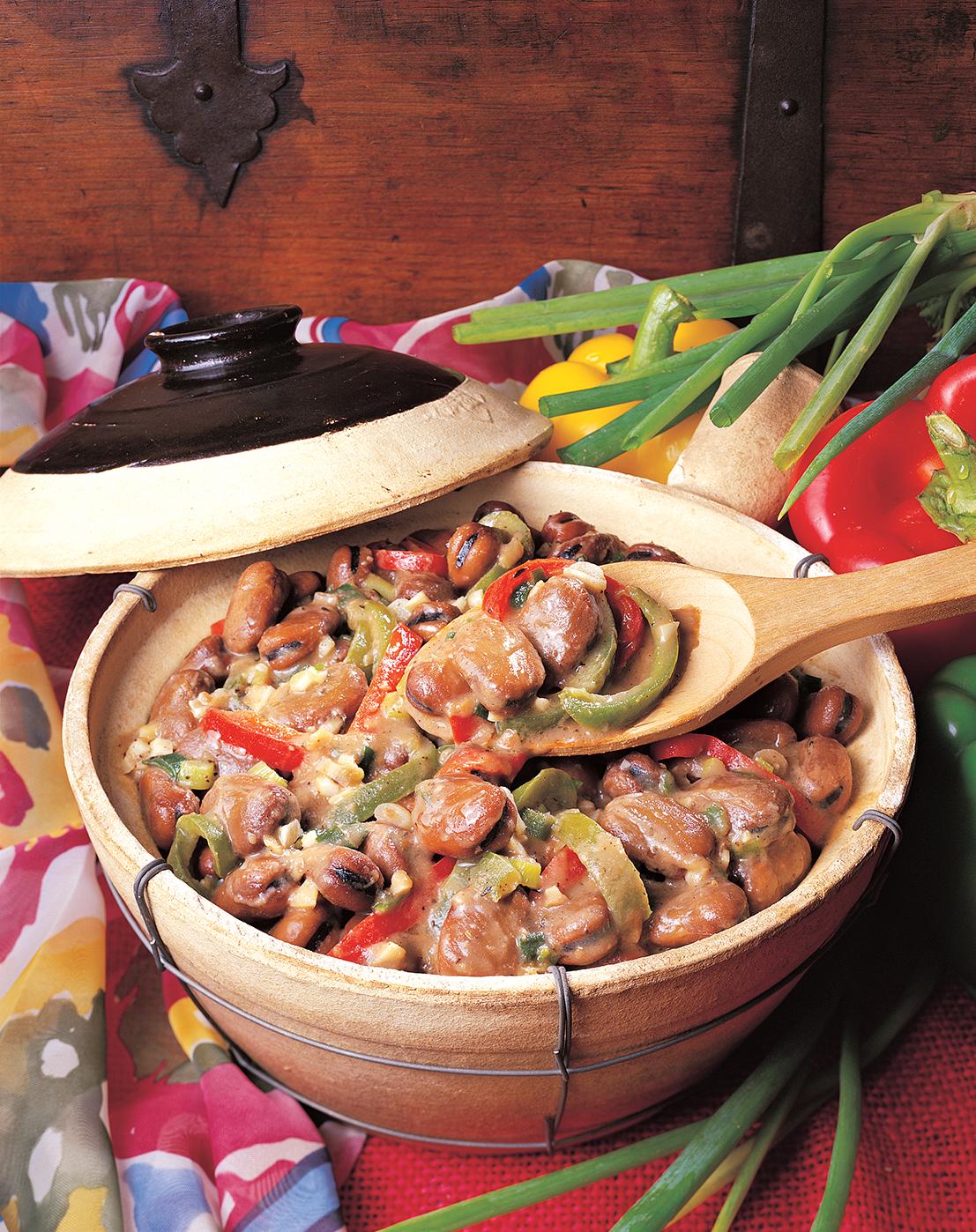 Spicy Bean Stew