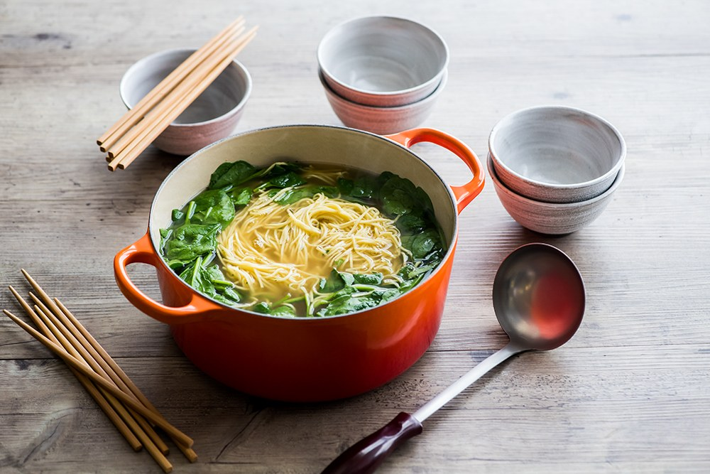 Easy Noodle Soup image