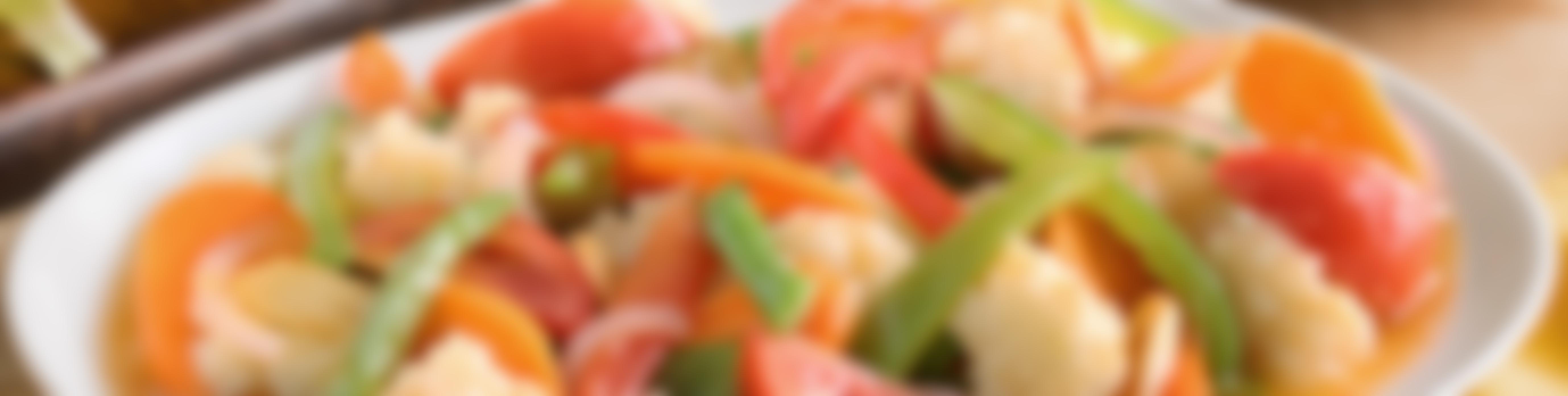 Ginisang Sari-saring Gulay