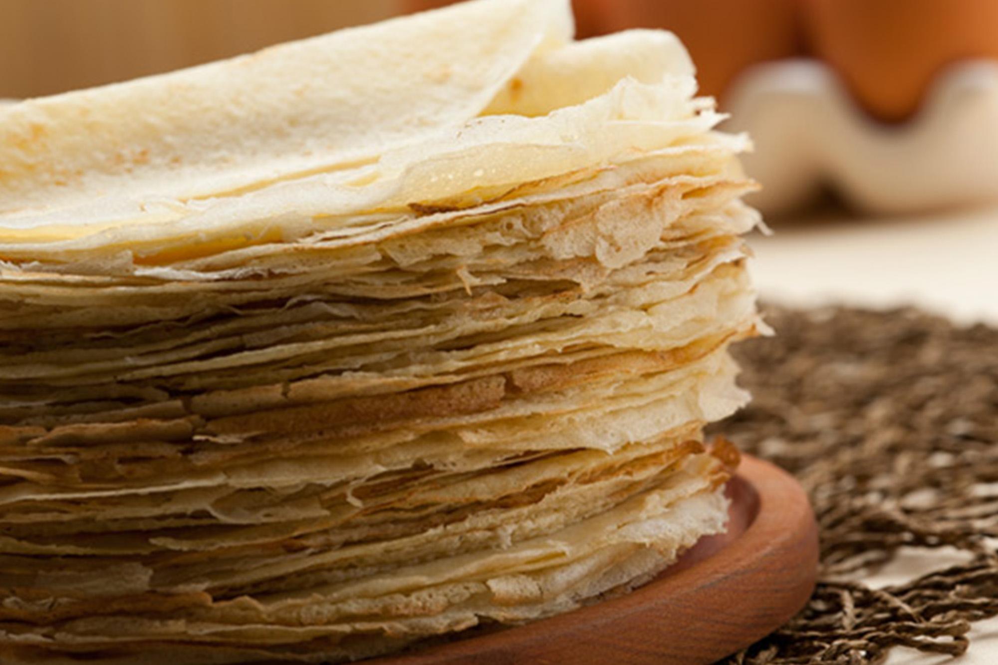 Recetas de tortillas livianas