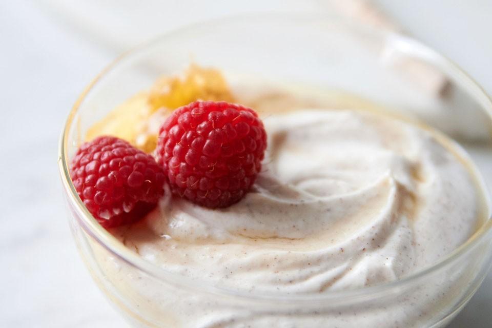 Honey Yogurt Fruit Dip