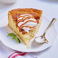 Torta de Coco sin gluten