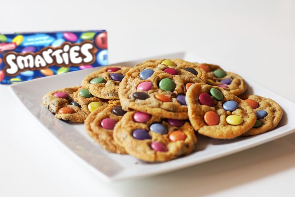 The Original SMARTIES Cookies recipe