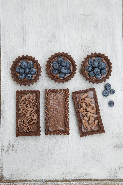 Mini tarteletas dulces