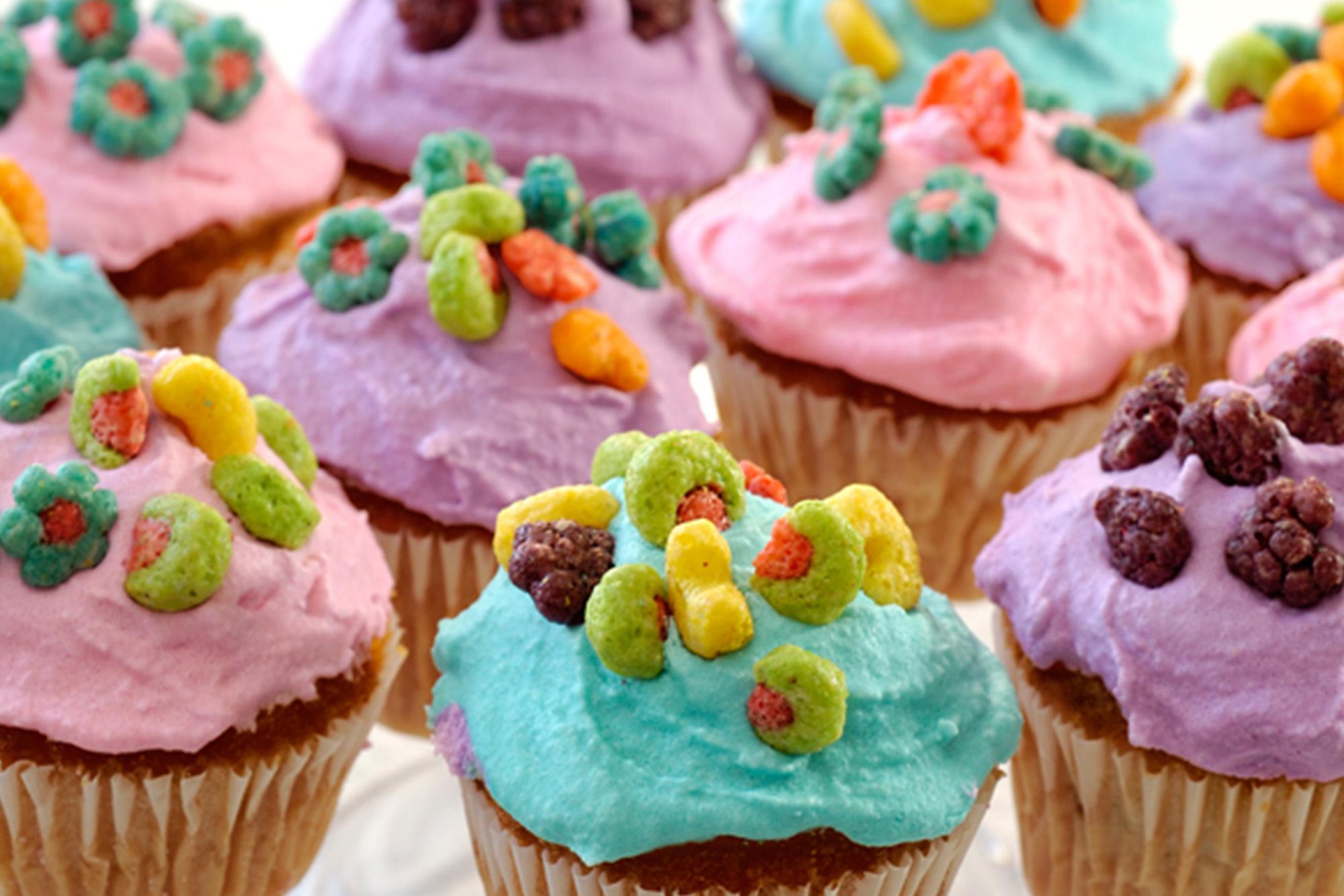 Crocantes Cupcakes