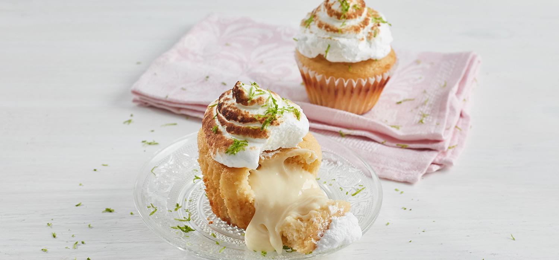 Mini Cupcake de Pie de Limón