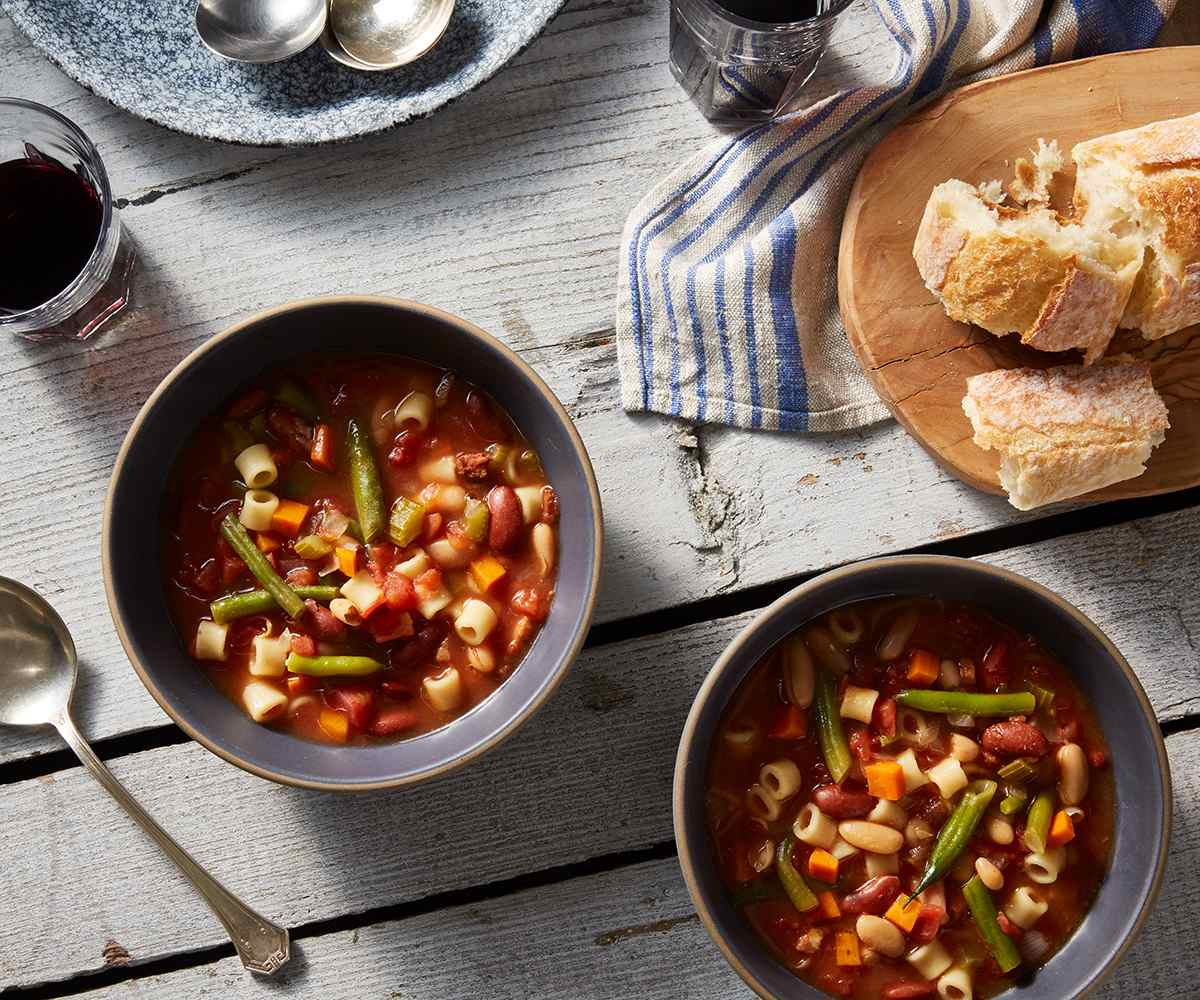 Fall Minestrone image