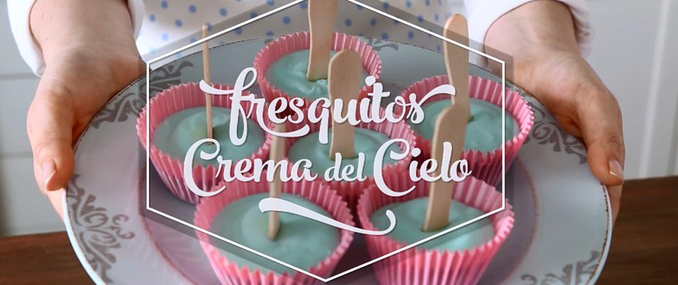 Helado de Crema Casero