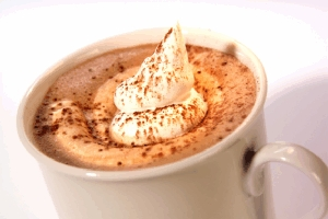 Café manjar
